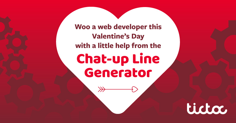 Chat Up Lines For Digital Professionals Tictoc Digital